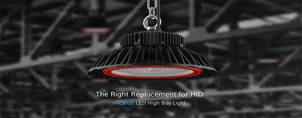 UFOSHAPE HIGHBAY LED