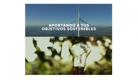 Aportamos a tus objetivos sostenibles