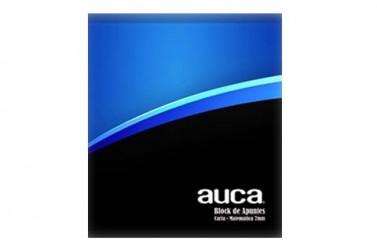 BLOCK AUCA CARTA  7MM PREP/PERFORA