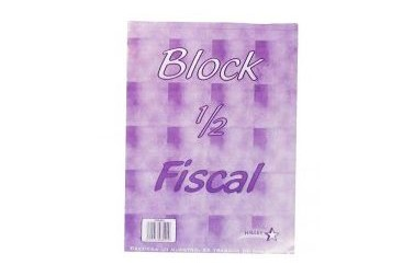 BLOCK FISCALITO HALLEY 7MM 80HJS RONEO