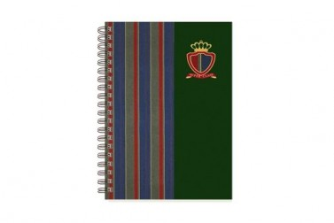 CUADERNO RHEIN S.CLASS 1/2 OFICUADERNO180 HJS