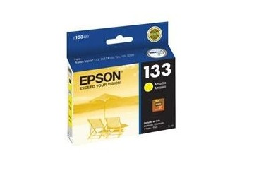 CARTRIDGE EPSON T133420 YELLOW T22, 25