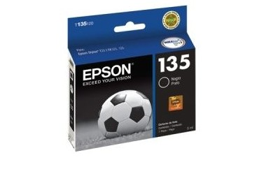 CARTRIDGE EPSON T135120 NEGRO T25/TX123/125