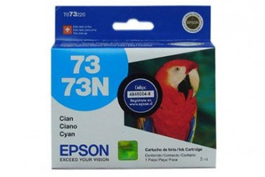CARTRIDGE EPSON TO73220 CYAN C79/CX3900/