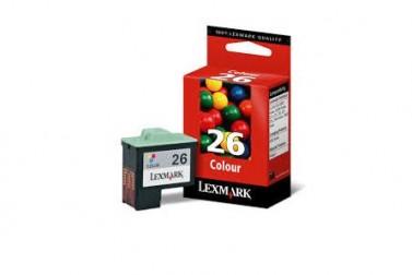 CARTRIDGE LEXMARK 10N0026 COLOR P/Z13-Z515