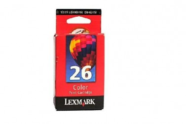 CARTRIDGE LEXMARK 10N0217  NEGRO (10N1117)