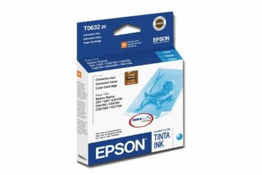 CARTRIDGE EPSON TO63220 C-87 CYAN