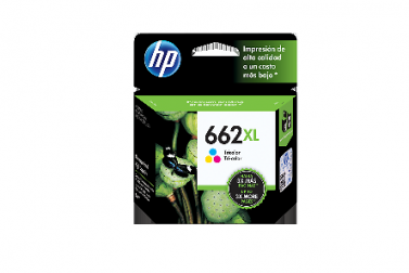 CARTRIDGE HP 662 XL COLOR