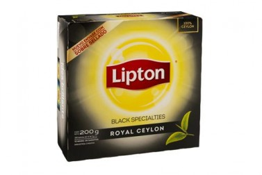 TE LIPTON ROYAL CEYLAN EN BOLSITAS 100