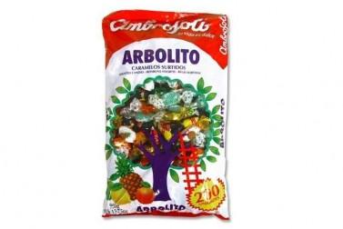 CARAMELOS ARBOLITO 860 GRS SURTIDOS