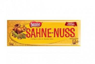 CHOCOLATE SAHNE NUSS 250 GR