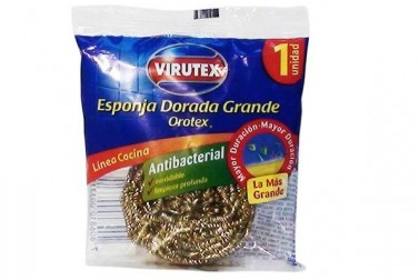 ESPONJA OROTEX INOXIDABLE 1 UN
