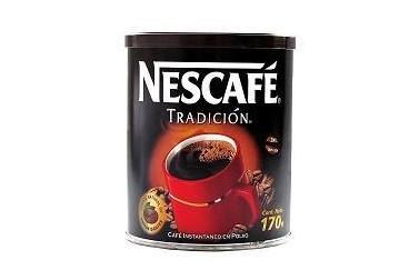 CAFÉ NESCAFE 170 GRS TRADICION TARRO